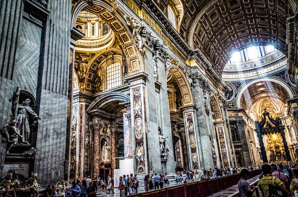 Church _Rome, Italy_Julian Starks Photog