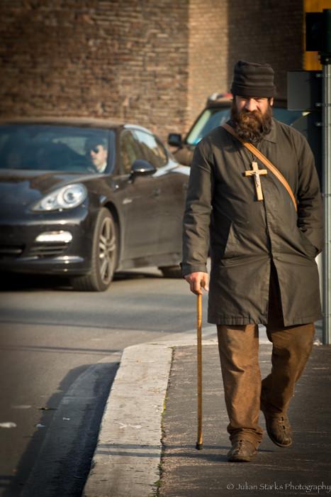 Rom, Italy_Street People_Julian Starks P