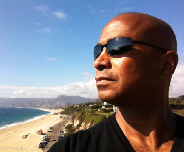The Coast of Malibu, California_Julian S