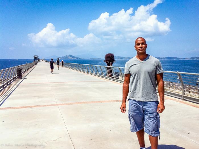 The Coast of Naples, Italy_Julian Starks
