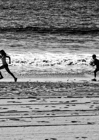 DSC_2751_Santa Monica Pacific Ocean_Juli