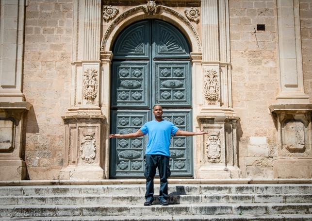 Vittoria_Church, Sicily, Italy_Julian St