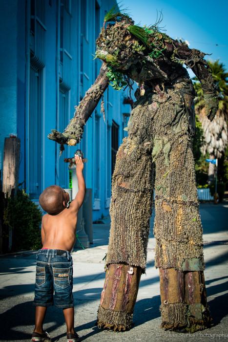 Los Angeles, Ca_Street People_Julian Sta