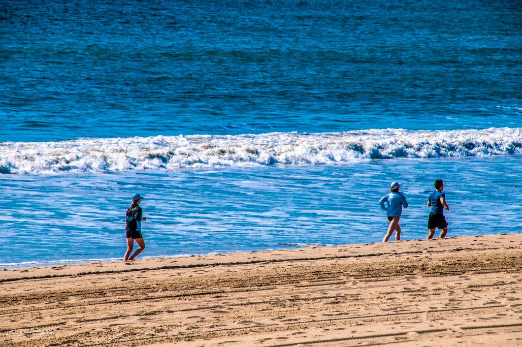 DSC_2716_Santa Monica Pacific Ocean_Juli
