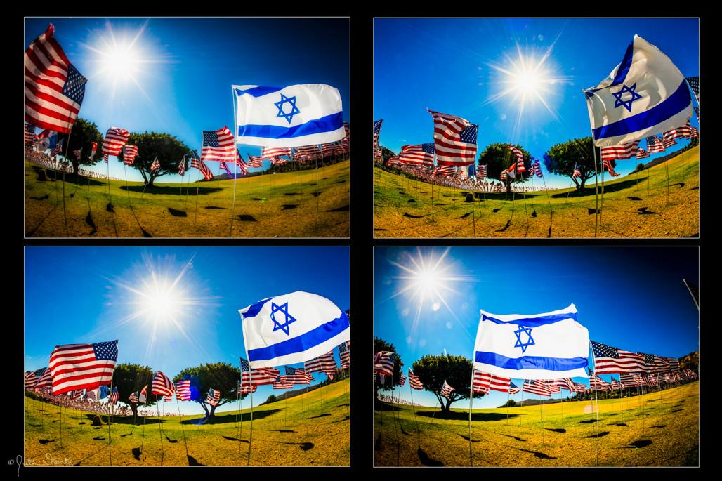 %22Israeli Pride%22 Collage_Julian Stark