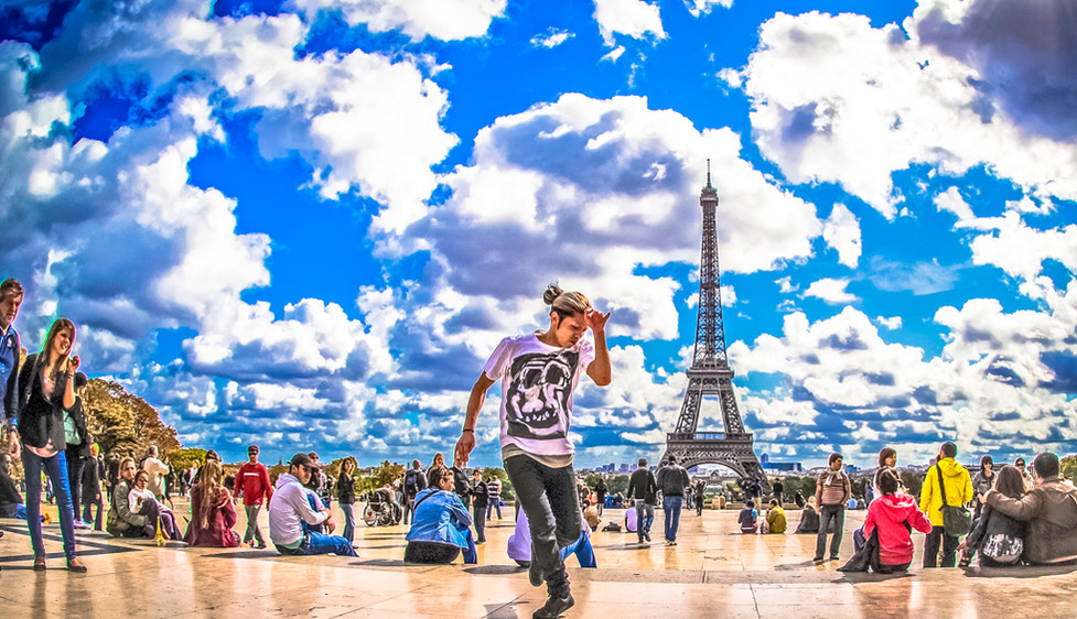 The Eiffel Tower_Paris, France_Julian St