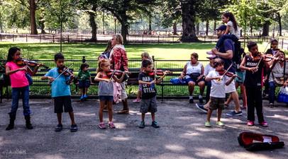 Kid musicians_Central Park_NYC__Julian S