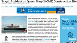 Queen Mary _Getty Photo