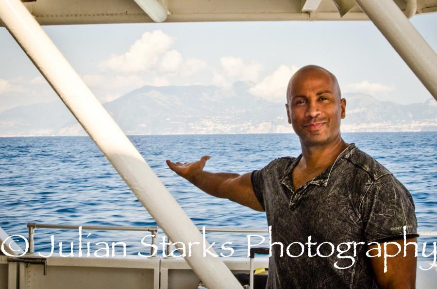 The Coast of Capri, Italy_Julian Starks