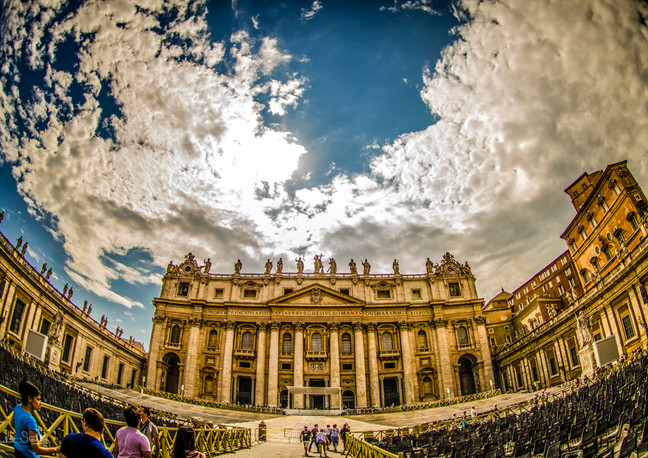 St. Peter's Basilica_Vatican City_Julian
