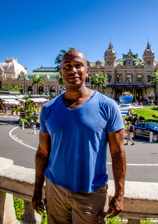 Julian at The Casino de Monte-Carlo_Mona