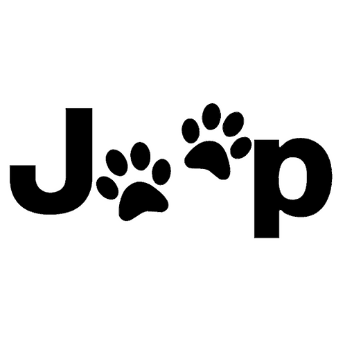 Jeepin' Puppy Paws