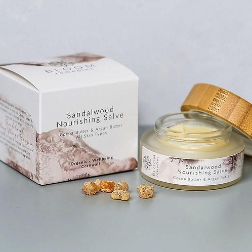 Sandalwood Nourishing Salve