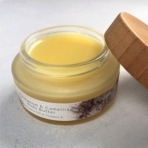 Cardamon Body Butter