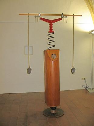 Tone Schmid, Objekte aus Entsor