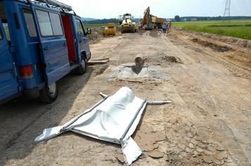 Verformungs-Aktion in Nittenau: Rausch der Geschwindigkeit