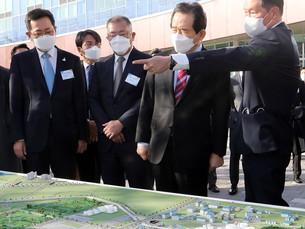 Южная Корея собирается построить пять водородных кластеров за 1,07 млрд. долл. США