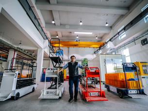 В Южной Корее разработали беспилотный робот для умной фермы