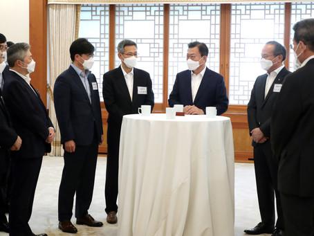 Южная Корея должна возглавить глобальную цепочку поставок компьютерных чипов: Президент ЮК