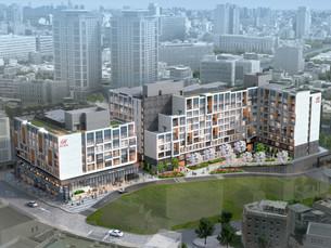 Скоро начнутся предварительные продажи Hyundai E&C в Намсане