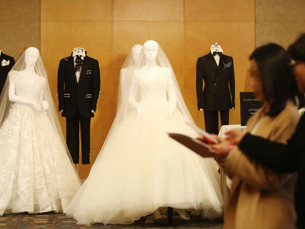 Число браков в Южной Корее упало до самого низкого уровня за последние 40 лет