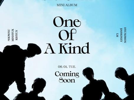 MONSTA X вернутся 1 июня с альбомом «One Of A Kind»