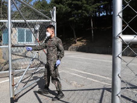 Южная Корея столкнется с нехваткой солдат после 2032 года