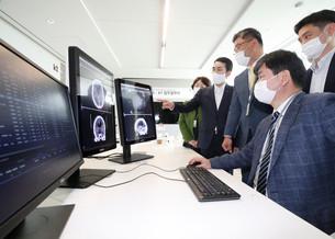KT сотрудничает с HealthHub для удаленного анализа клинических изображений