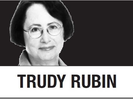 [Труди Рубин] Что нужно Байдену, чтобы справиться с Китаем