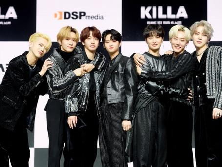 Состоялся дебют к-поп группы MIRAE