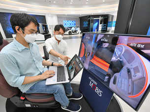 Hyundai Mobis разрабатывает детектор мозговых волн, предотвращающий вождение в сонном состоянии