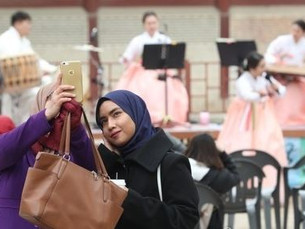Южная Корея борется с расизмом в отношении иностранных туристов