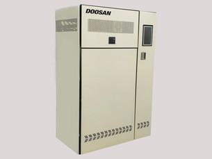 Doosan представляет самые эффективные в отрасли топливные элементы для жилых домов и зданий
