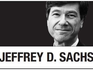 [Джеффри Д. Сакс] Саммиты «Большой семёрки» - это анахронизм