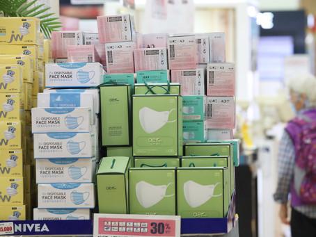 Южная Корея разрешает экспорт всех видов защитных масок для лица