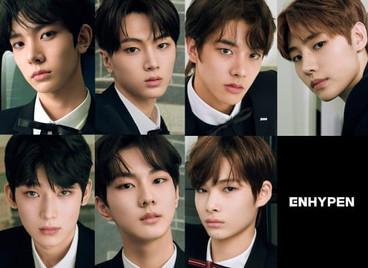Группа ENHYPEN дебютируют в конце ноября