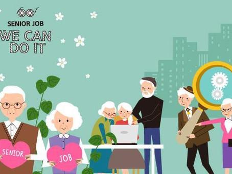Южная Корея продолжает занимать 2-ое место в ОЭСР по скорости старения населения с 2000 года