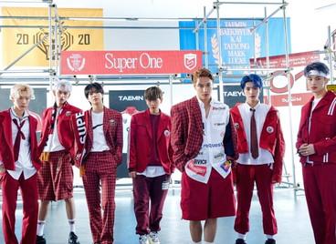 25 сентября SuperM представят свой первый полноформат «Super One»