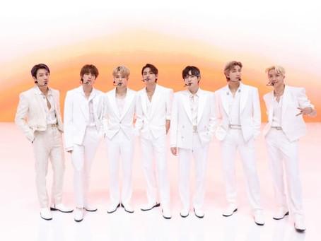 BTS выступили на летнем концерте GOOD MORNING AMERICA