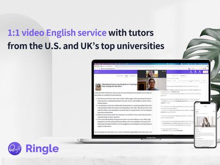 Образовательный стартап Ringle привлекает инвестицию в размере 8,8 млн. долл. США