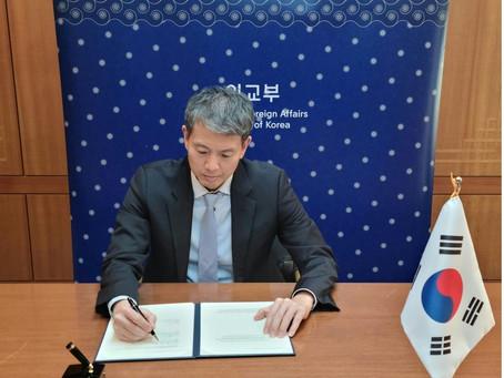 Южная Корея выделит 1 млн долларов в фонд ООН для людей, живущих рядом с высыхающим Аральским морем
