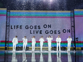 BTS выпустят документальный фильм BTS Memories of 2020 в августе этого года