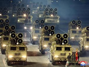 Южная Корея наращивает свой потенциал, чтобы противодействовать ракетной угрозе Северной Кореи
