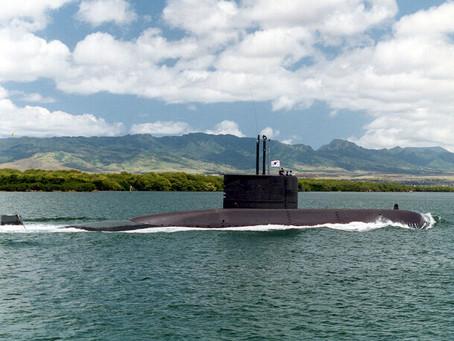 Daewoo Shipbuilding поставила подводную лодку в Индонезию