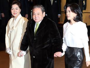 Коллекция произведений искусства покойного председателя Samsung Ли Гон Хи отправлена на экспертизу