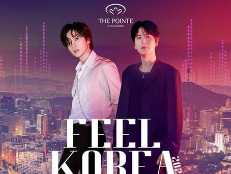 SUPER JUNIOR Ынхёк х Кюхён выступят на «Feel Korea 2021» в Дубае