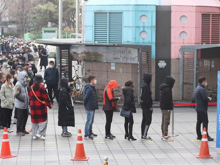 Сообщество экспатов в Южной Корее недовольно обязательным тестированием на COVID-19 для иностранных