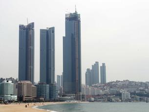 [Фотоновости] Второе по высоте здание в Южной Корее