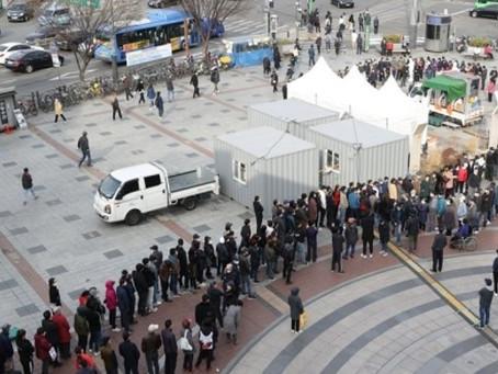 Сеул отменяет приказ об обязательном тестировании всех иностранных рабочих в городе на коронавирус