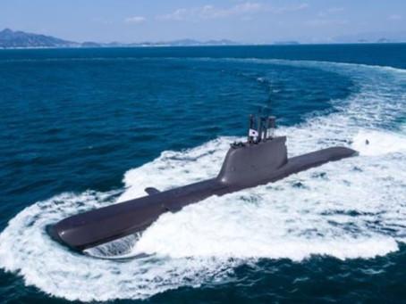 Неисправный инверторный модуль, возможно, стал причиной отбуксировки южнокорейской подводной лодки